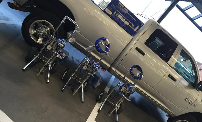 Graco roadshow