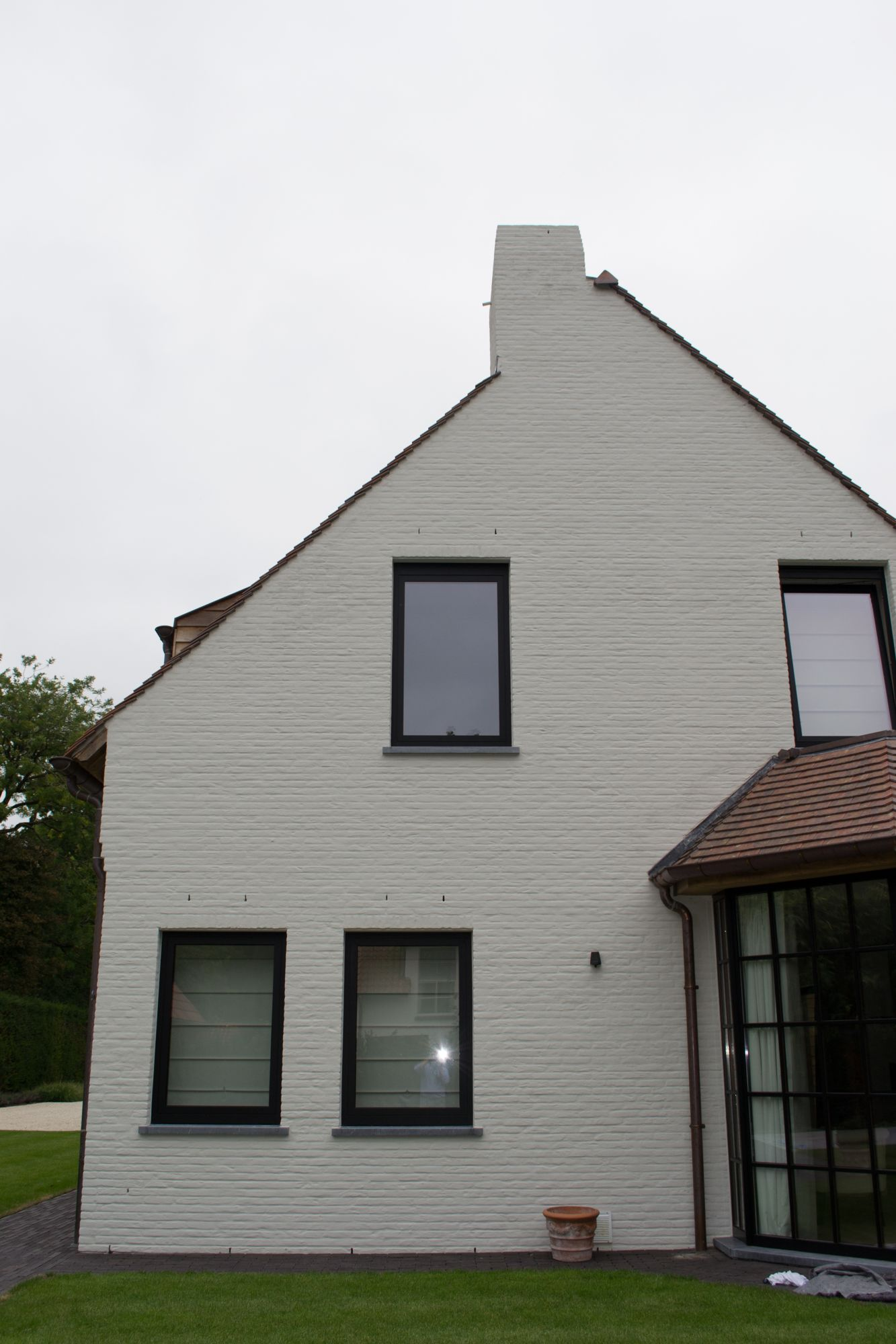 Villa te sint martens latem realisaties for Canape sint martens latem
